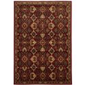 "Oriental Weavers Aston 5' 3"" X  7' 3"" Rug - Item Number: A536R9160220ST"