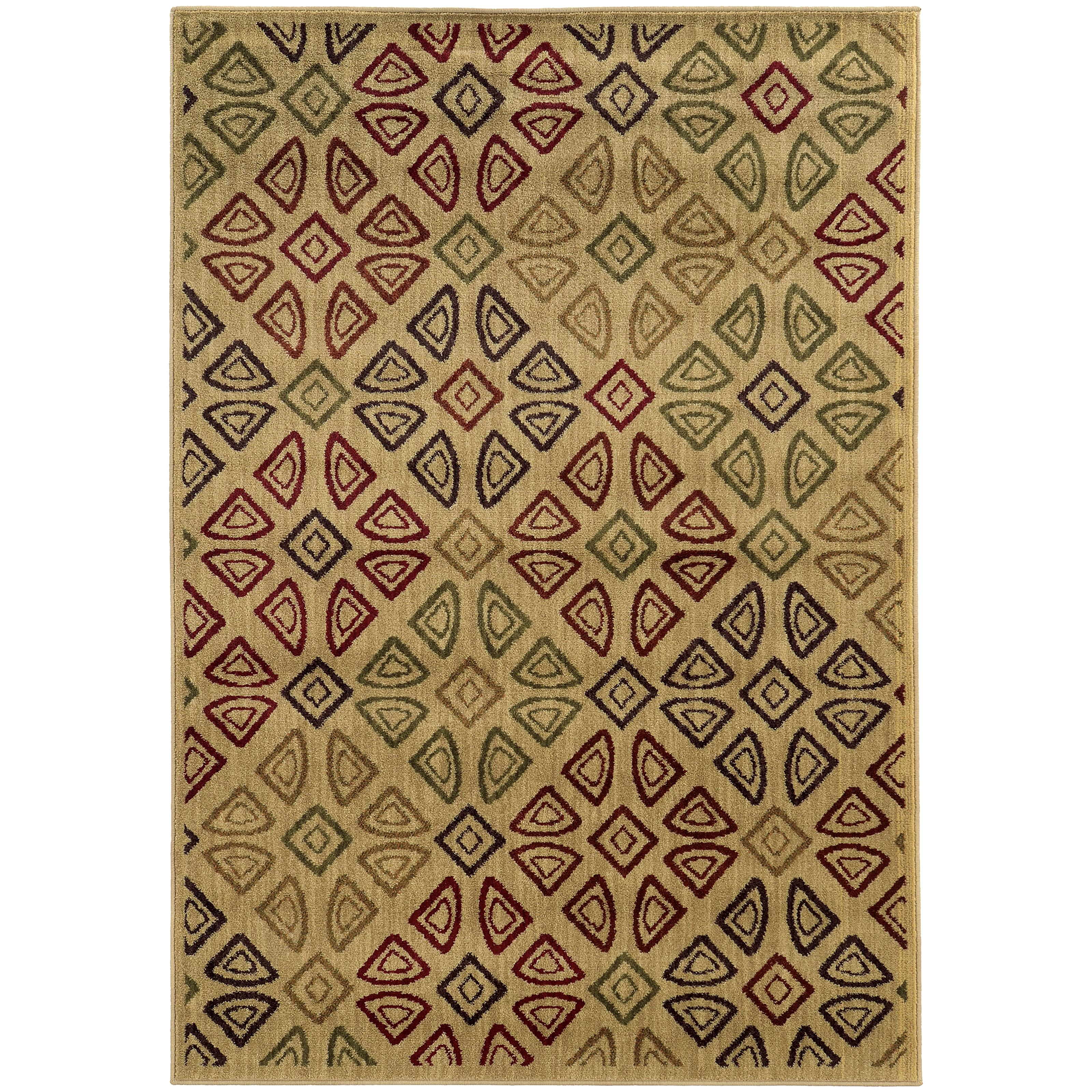 "Oriental Weavers Aston 1'10"" X  7' 6"" Rug - Item Number: A537W9056228ST"