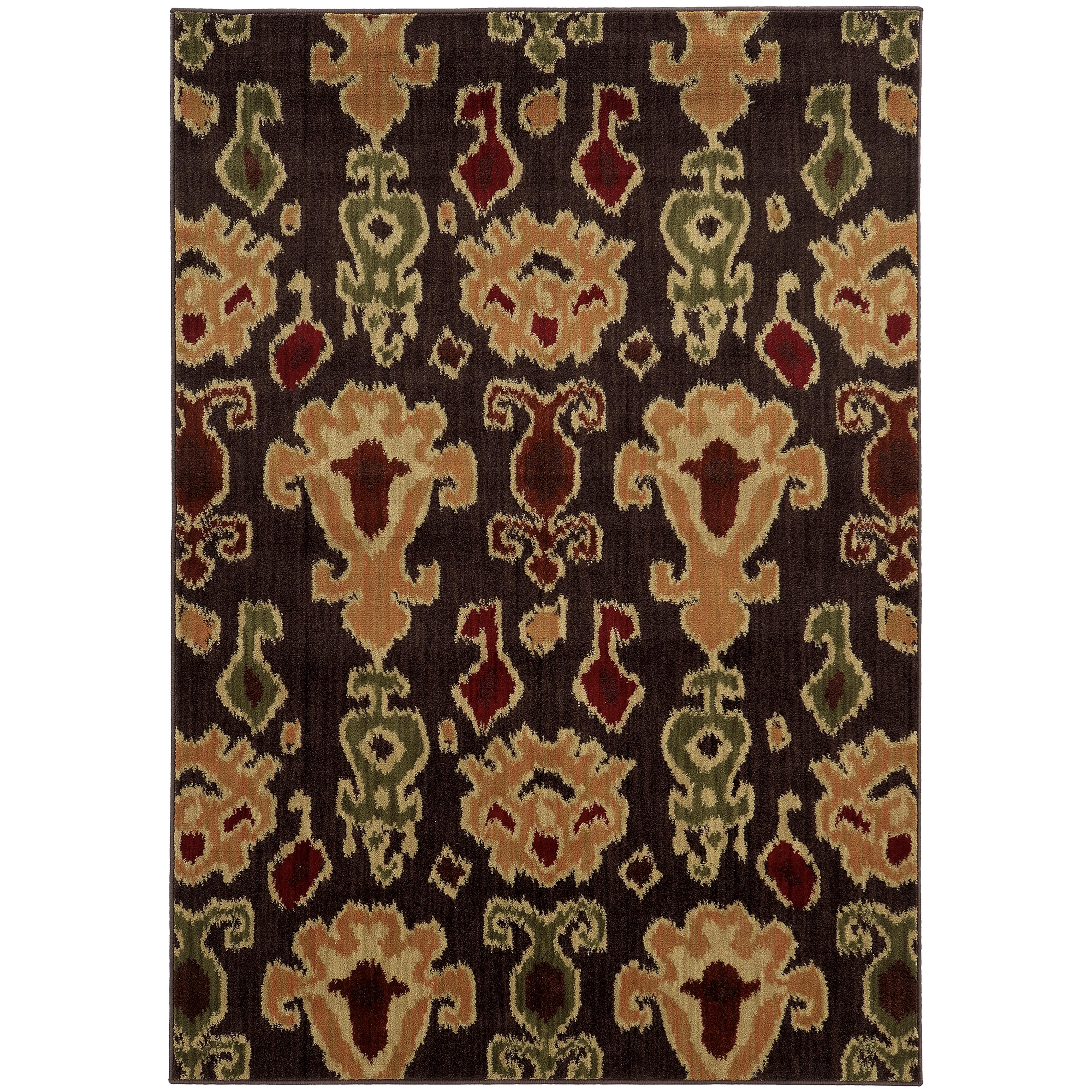 "Oriental Weavers Aston 5' 3"" X  7' 3"" Rug - Item Number: A5502D160220ST"