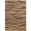 "Oriental Weavers Aston 6' 7"" X  9' 3"" Rug - Item Number: A929W9200280ST"