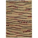 "Oriental Weavers Aston 5' 3"" X  7' 3"" Rectangle Area Rug - Item Number: AST929W53X73"