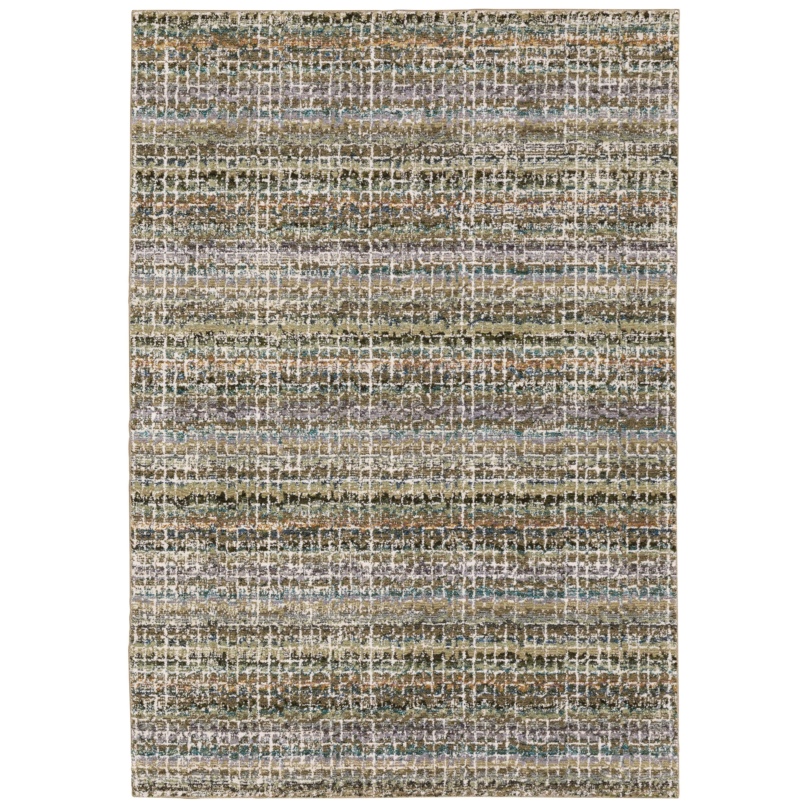 "Atlas 5' 3"" X  7' 3"" Rectangle Rug by Oriental Weavers at Darvin Furniture"