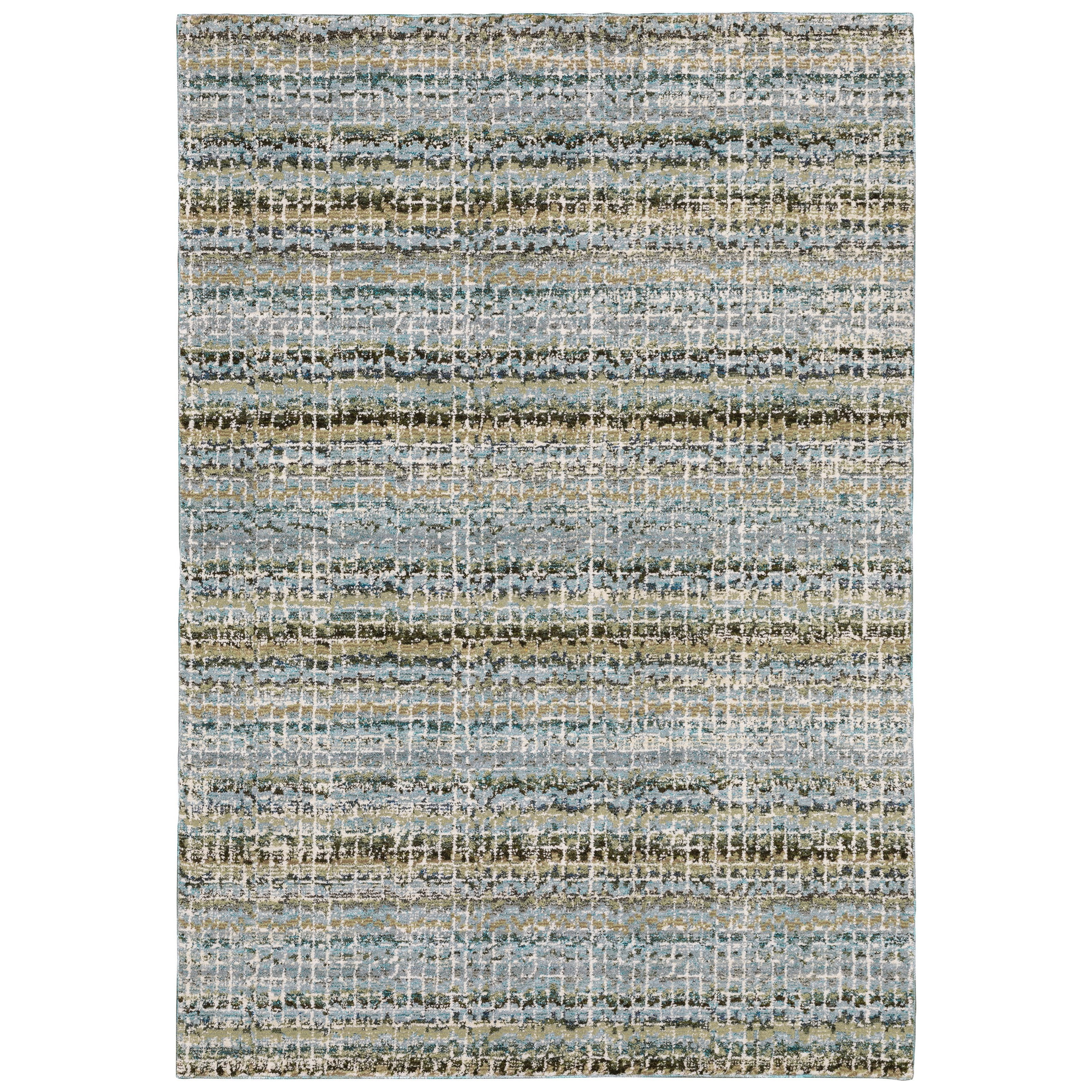 """Atlas 7'10"""" X 10'10"""" Rectangle Rug by Oriental Weavers at Darvin Furniture"""