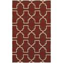 "Oriental Weavers Atrium 3' 6"" X  5' 6"" Rectangle Rug - Item Number: ATR5110336X56"