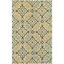 "Oriental Weavers Atrium 3' 6"" X  5' 6"" Rectangle Rug - Item Number: ATR5110636X56"