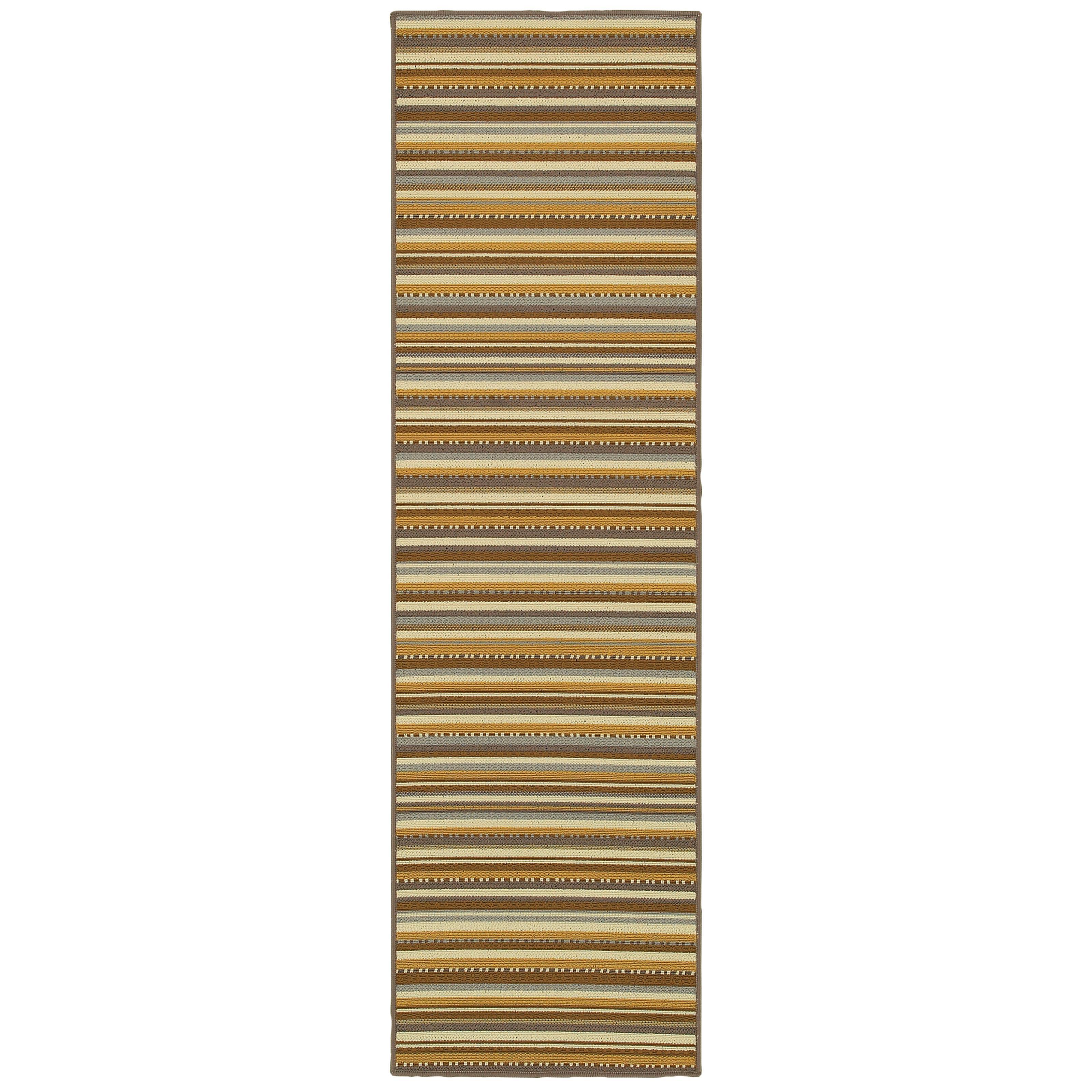 "Oriental Weavers Bali 2' 3"" X  7' 6"" Rug - Item Number: B1001J068230ST"