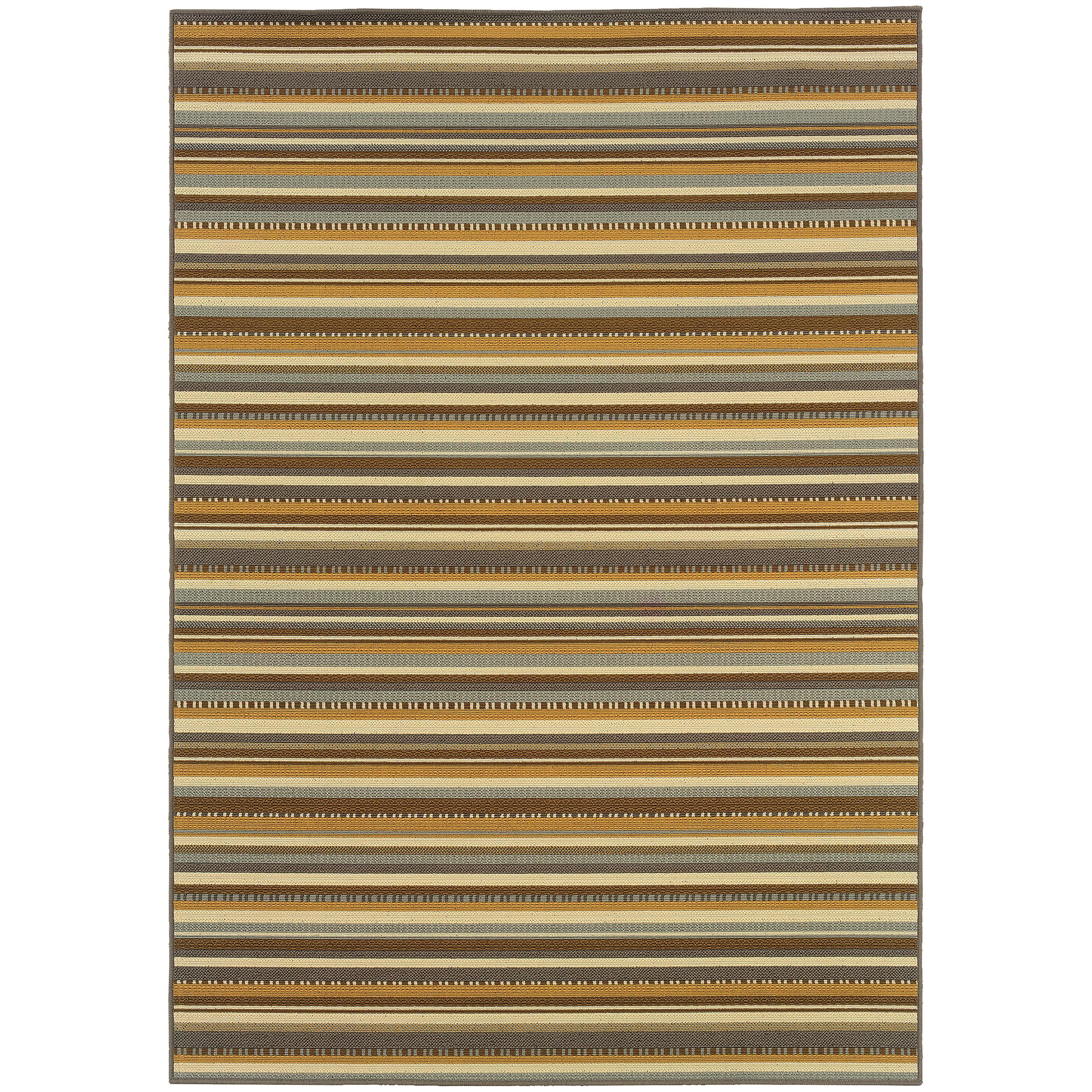 "Oriental Weavers Bali 3' 7"" X  5' 6"" Rug - Item Number: B1001J110170ST"