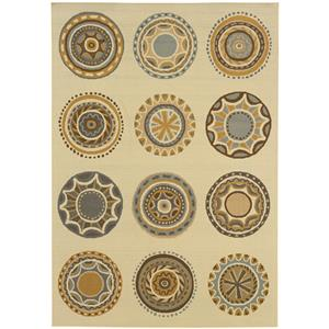 """Oriental Weavers Bali 7'10"""" X 10'10"""" Rug"""