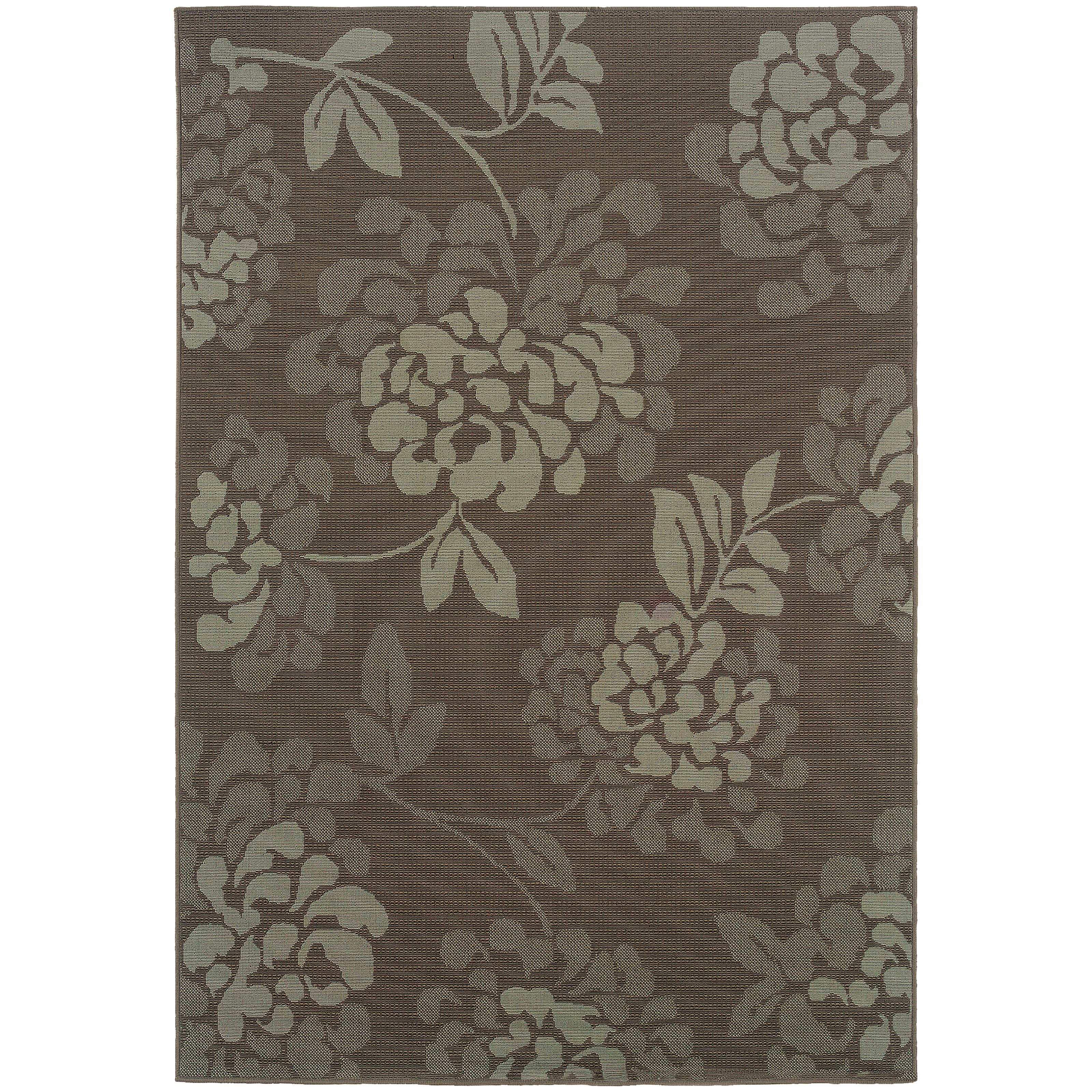 "Oriental Weavers Bali 3' 7"" X  5' 6"" Rug - Item Number: B4335B110170ST"