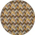 """Oriental Weavers Bali 7'10"""" X  7'10"""" Rug - Item Number: B4902X240RDST"""