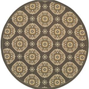 """Oriental Weavers Bali 7'10"""" X  7'10"""" Rug"""