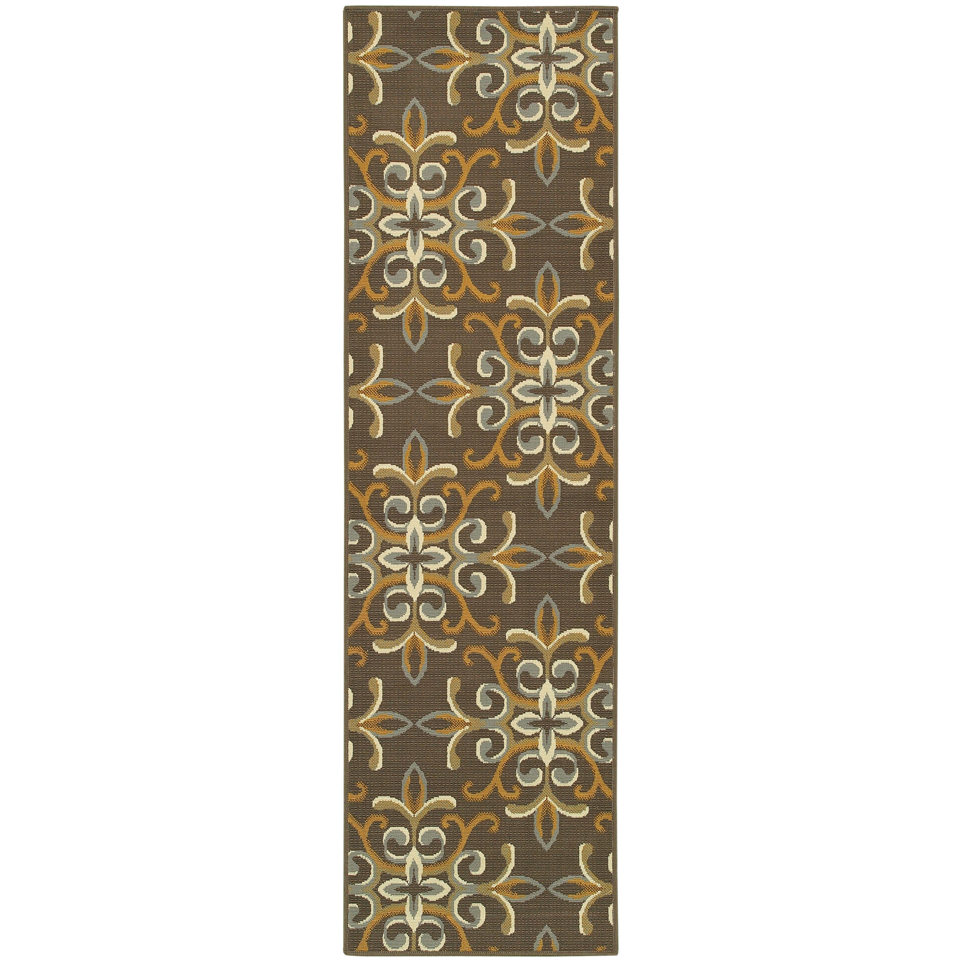 """Oriental Weavers Bali 2' 3"""" X  7' 6"""" Rug - Item Number: B8990H068230ST"""