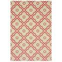 "Oriental Weavers Barbados 6' 7"" X  9' 6"" Rectangle Rug - Item Number: BAR1801C67X96"