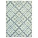"""Oriental Weavers Barbados 1'10"""" X  7' 6"""" Runner Rug - Item Number: BAR1801H110X76"""