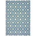 "Oriental Weavers Barbados 9'10"" X 12'10"" Rectangle Rug - Item Number: BAR5502B910X1210"