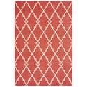 """Oriental Weavers Barbados 1'10"""" X  7' 6"""" Runner Rug - Item Number: BAR5996S110X76"""