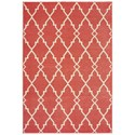 "Oriental Weavers Barbados 7'10"" X 10' 0"" Rectangle Rug - Item Number: BAR5996S710X10"