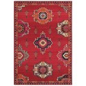 "Oriental Weavers Bohemian 3'10"" X  5' 5"" Rectangle Rug - Item Number: BOH1801R310X55"