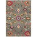 "Oriental Weavers Bohemian 6' 7"" X  9' 1"" Rectangle Rug - Item Number: BOH191J67X96"