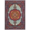 "Oriental Weavers Bohemian 7'10"" X 10'10"" Rectangle Rug - Item Number: BOH3339M710X11"