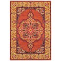 """Oriental Weavers Bohemian 5' 3"""" X  7' 6"""" Rectangle Rug - Item Number: BOH3339Y53X76"""