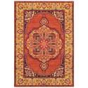 """Oriental Weavers Bohemian 6' 7"""" X  9' 1"""" Rectangle Rug - Item Number: BOH3339Y67X96"""