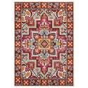 "Oriental Weavers Bohemian 3'10"" X  5' 5"" Rectangle Rug - Item Number: BOH5330R310X55"