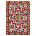 "Oriental Weavers Bohemian 9' 9"" X 12' 2"" Rectangle Rug - Item Number: BOH5330R99X122"