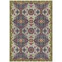 "Oriental Weavers Bohemian 5' 3"" X  7' 6"" Rectangle Rug - Item Number: BOH539E53X76"