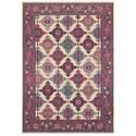 "Oriental Weavers Bohemian 5' 3"" X  7' 6"" Rectangle Rug - Item Number: BOH6997D53X76"