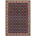 """Oriental Weavers Bohemian 3'10"""" X  5' 5"""" Rectangle Rug - Item Number: BOH760N310X55"""