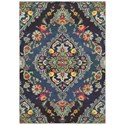 "Oriental Weavers Bohemian 5' 3"" X  7' 6"" Rectangle Rug - Item Number: BOH761N53X76"