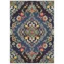 """Oriental Weavers Bohemian 6' 7"""" X  9' 1"""" Rectangle Rug - Item Number: BOH761N67X96"""