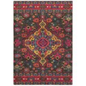 "Oriental Weavers Bohemian 7'10"" X 10'10"" Rectangle Rug - Item Number: BOH8222D710X11"