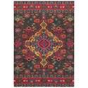 "Oriental Weavers Bohemian 9' 9"" X 12' 2"" Rectangle Rug - Item Number: BOH8222D99X122"