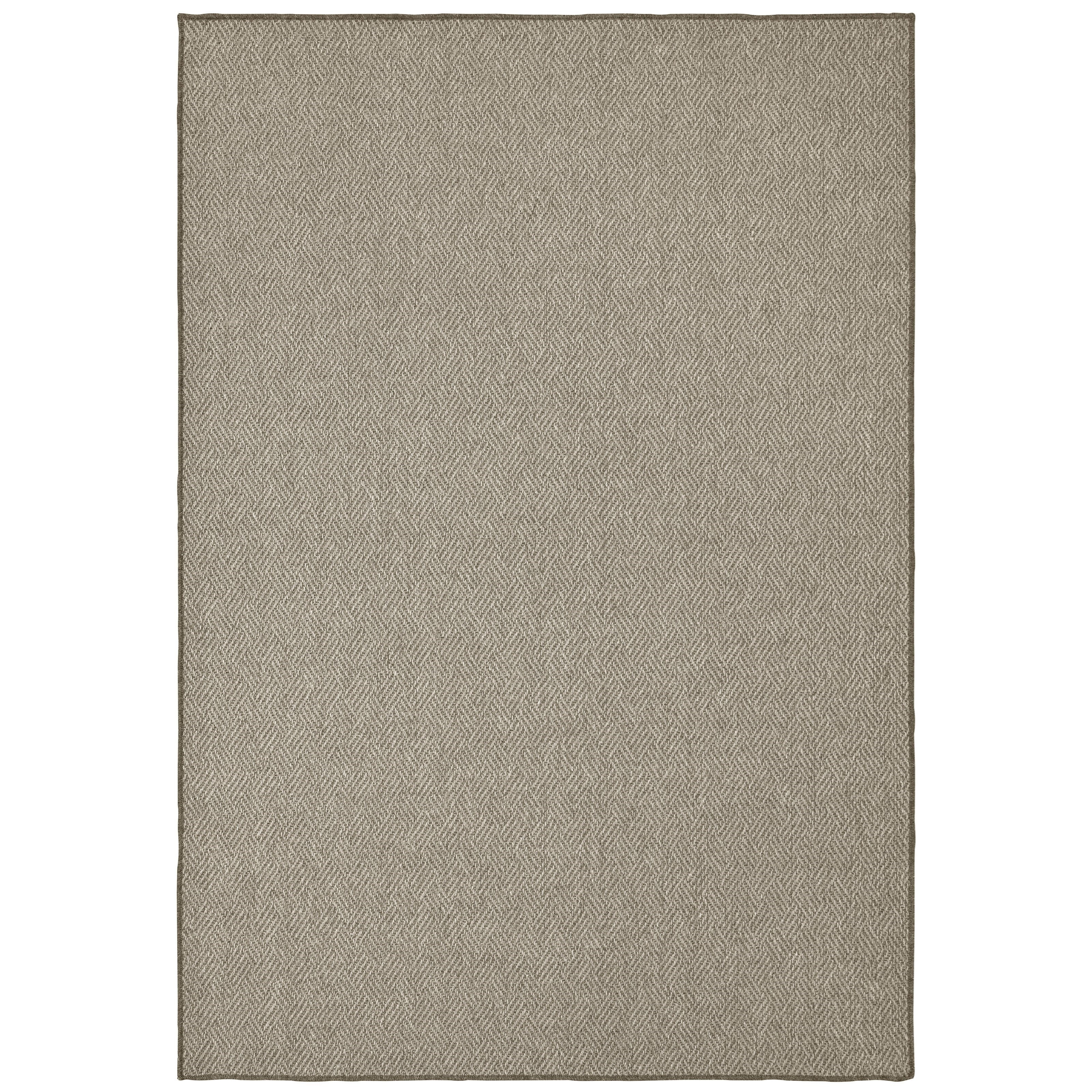 """Boucle 6' 7"""" X  9' 6"""" Rectangle Rug by Oriental Weavers at Darvin Furniture"""