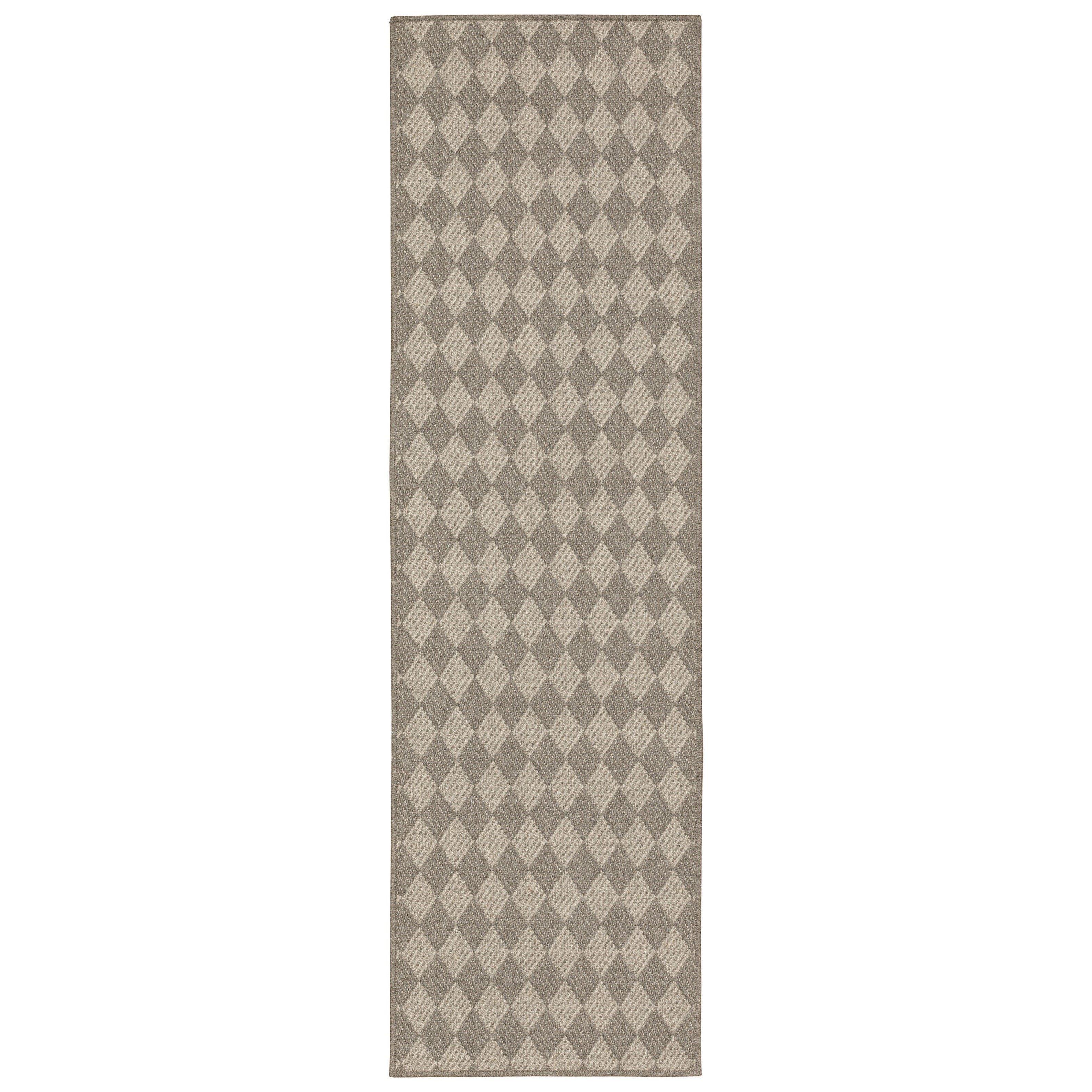 """Boucle 2' 3"""" X  7' 6"""" Runner Rug by Oriental Weavers at Darvin Furniture"""