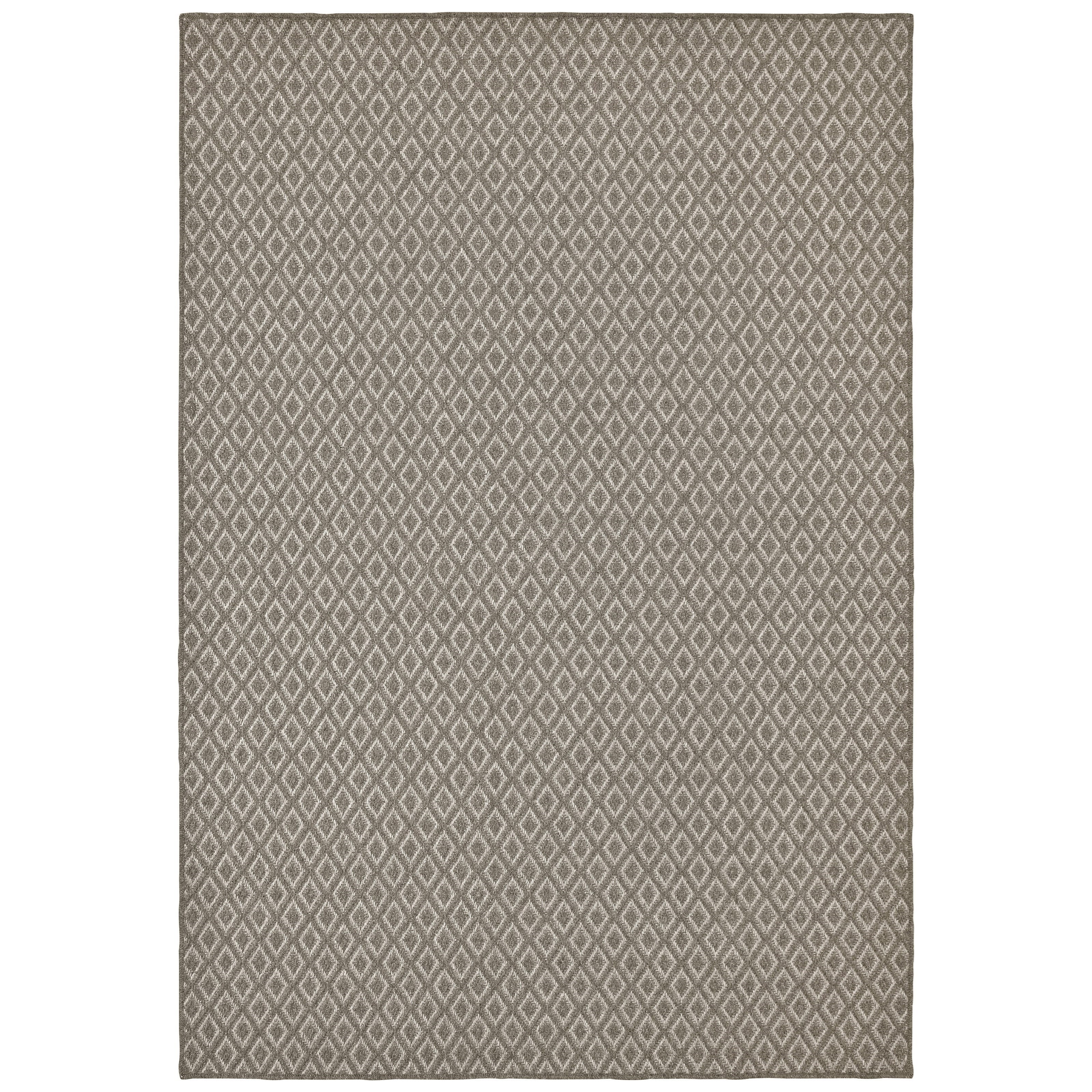 "Boucle 3'10"" X  5' 5"" Rectangle Rug by Oriental Weavers at Darvin Furniture"