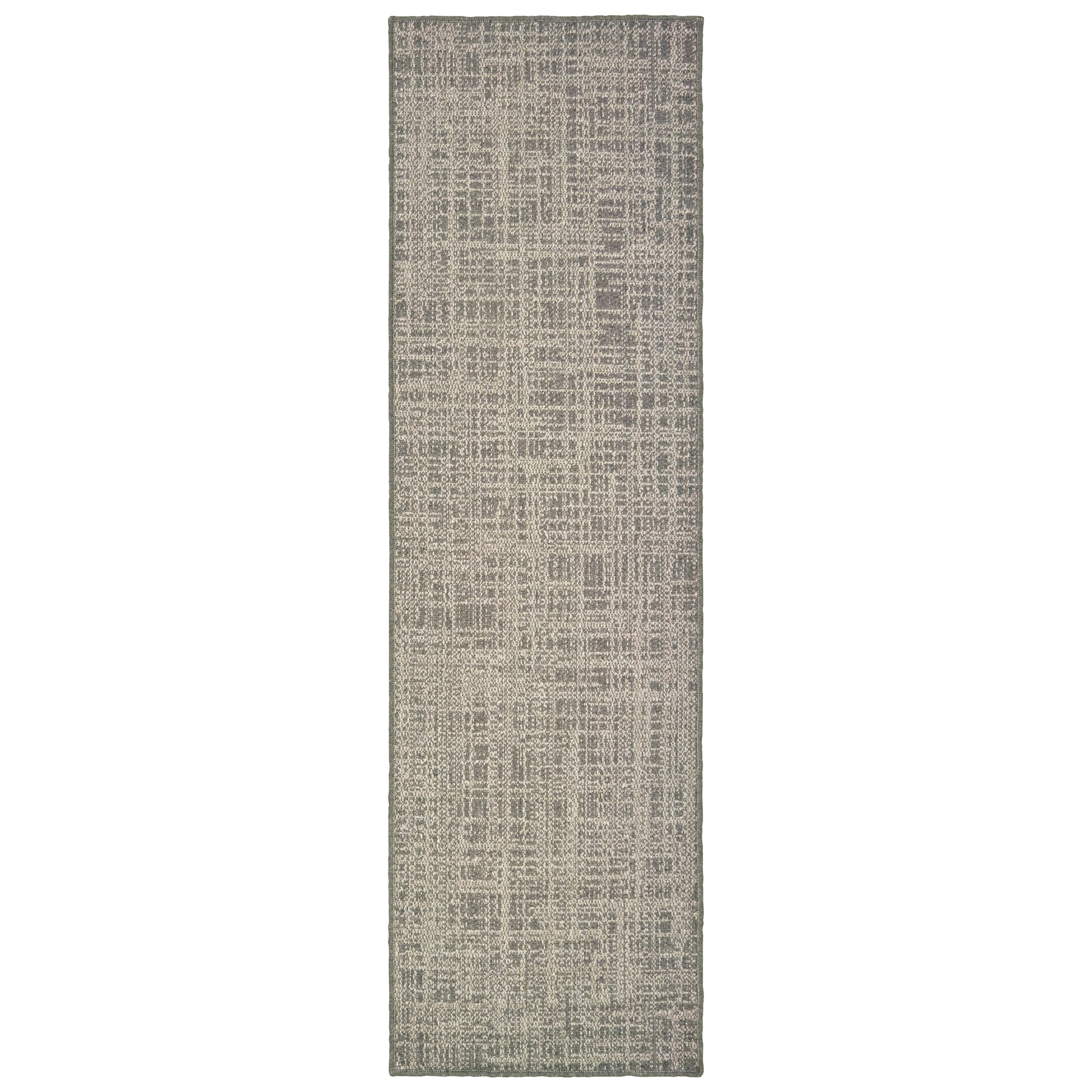 "Boucle 2' 3"" X  7' 6"" Runner Rug by Oriental Weavers at Darvin Furniture"