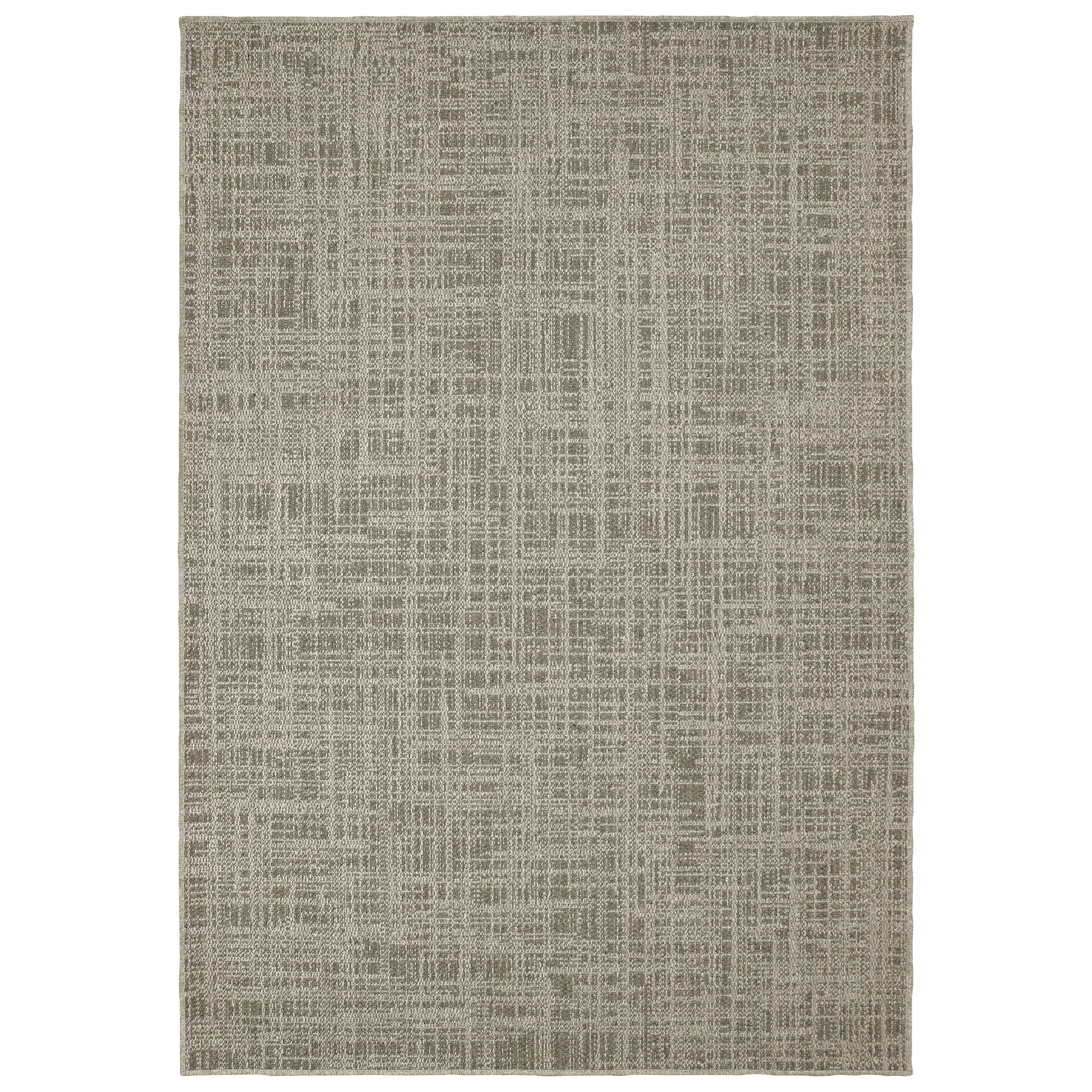"Boucle 5' 3"" X  7' 6"" Rectangle Rug by Oriental Weavers at Darvin Furniture"