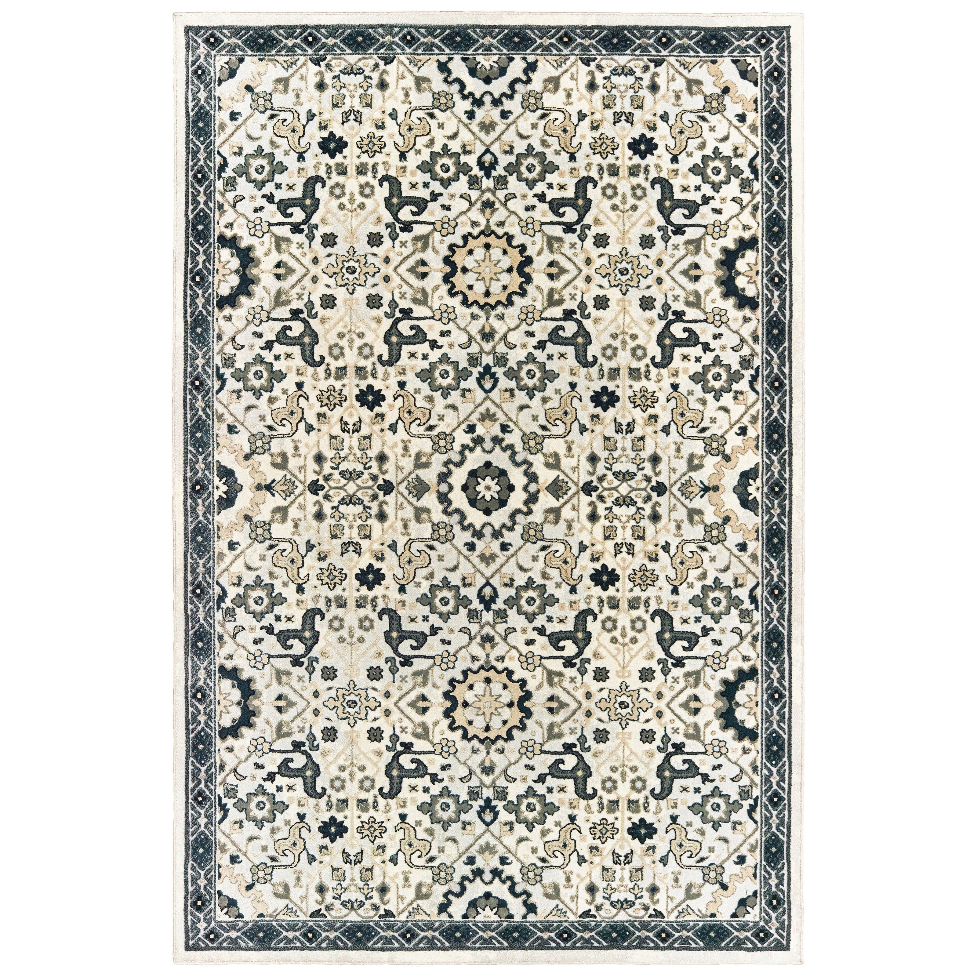 "9'10"" X 12'10"" Rectangle Rug"