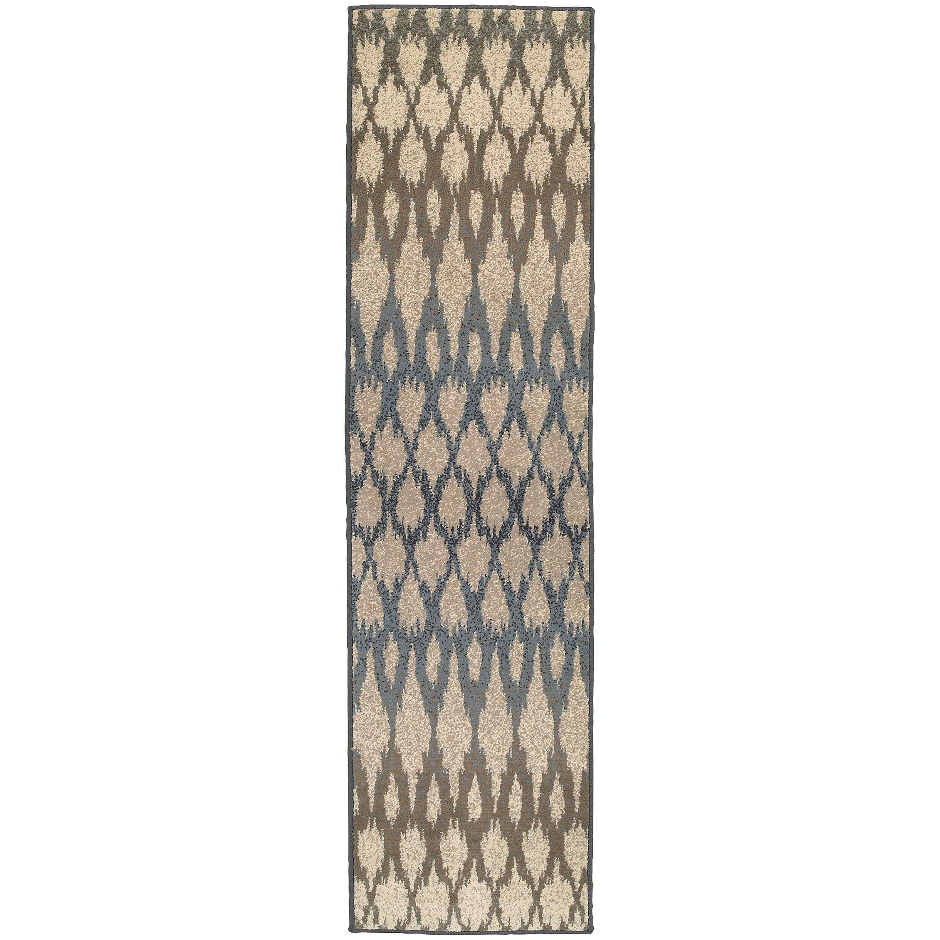 """Oriental Weavers Brentwood 1'10"""" X  7' 3"""" Rug - Item Number: B001H9058220ST"""