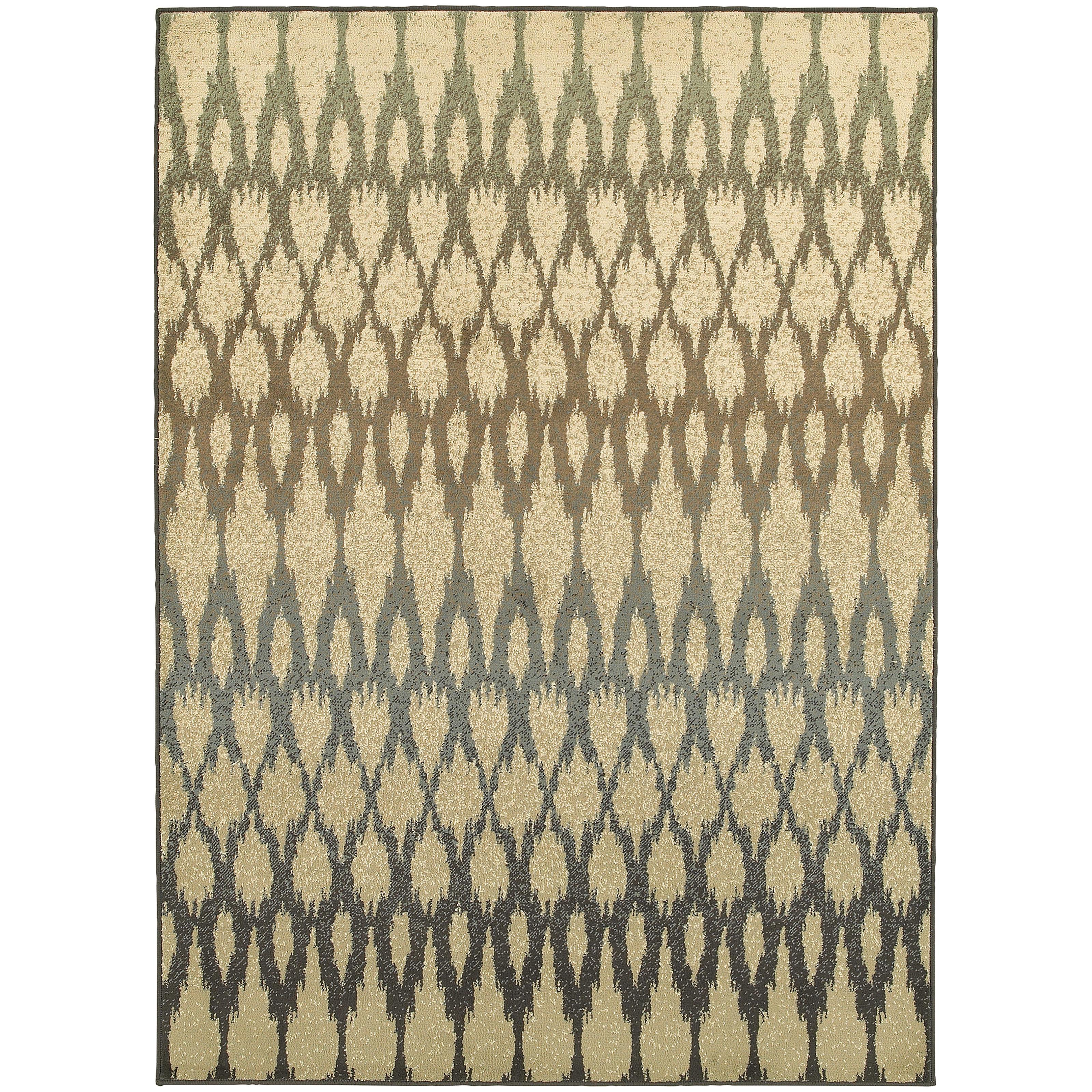 """Oriental Weavers Brentwood 3' 3"""" X  5' 5"""" Rug - Item Number: B001H9100165ST"""