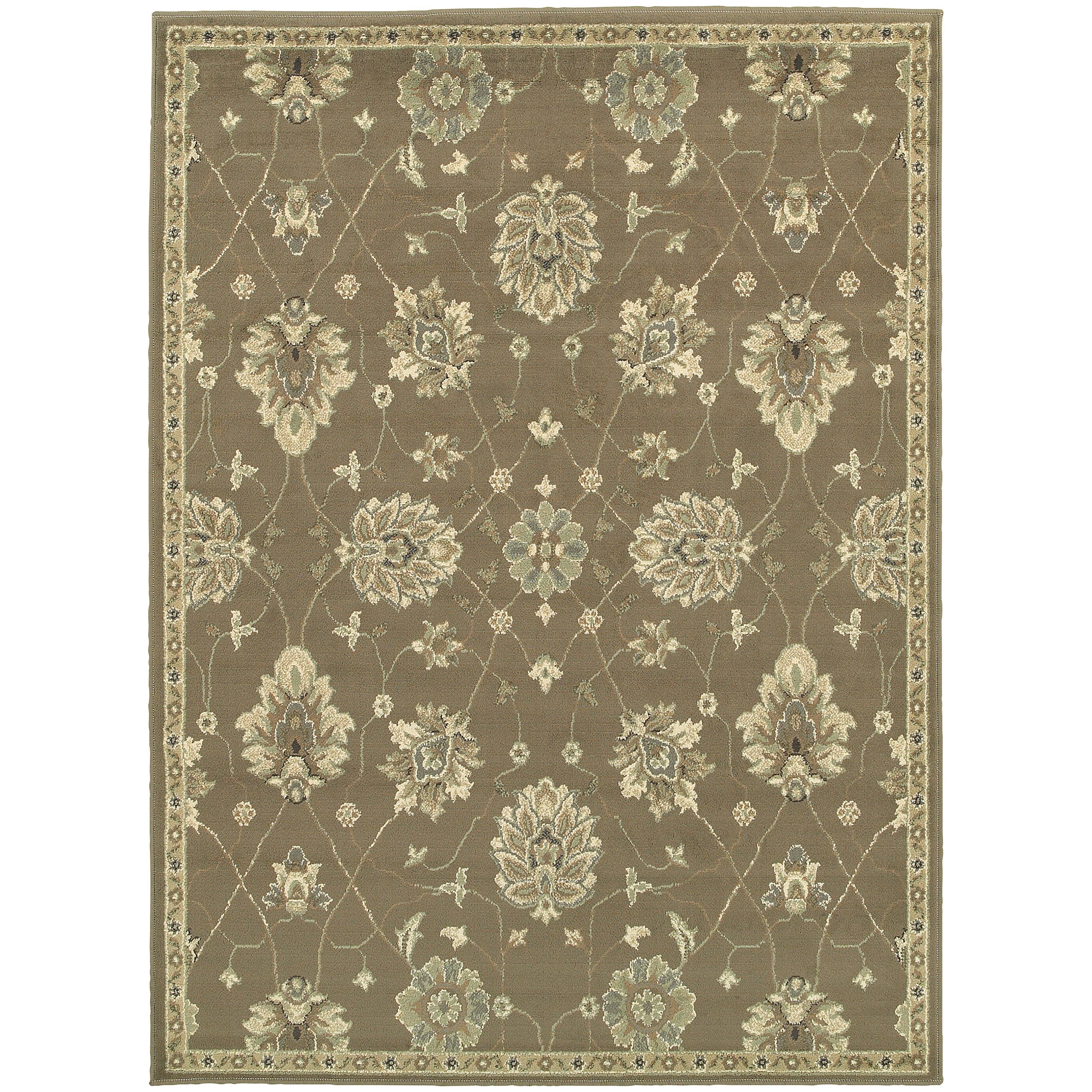 "Oriental Weavers Brentwood 1'10"" X  2'10"" Rug - Item Number: B1330E058086ST"