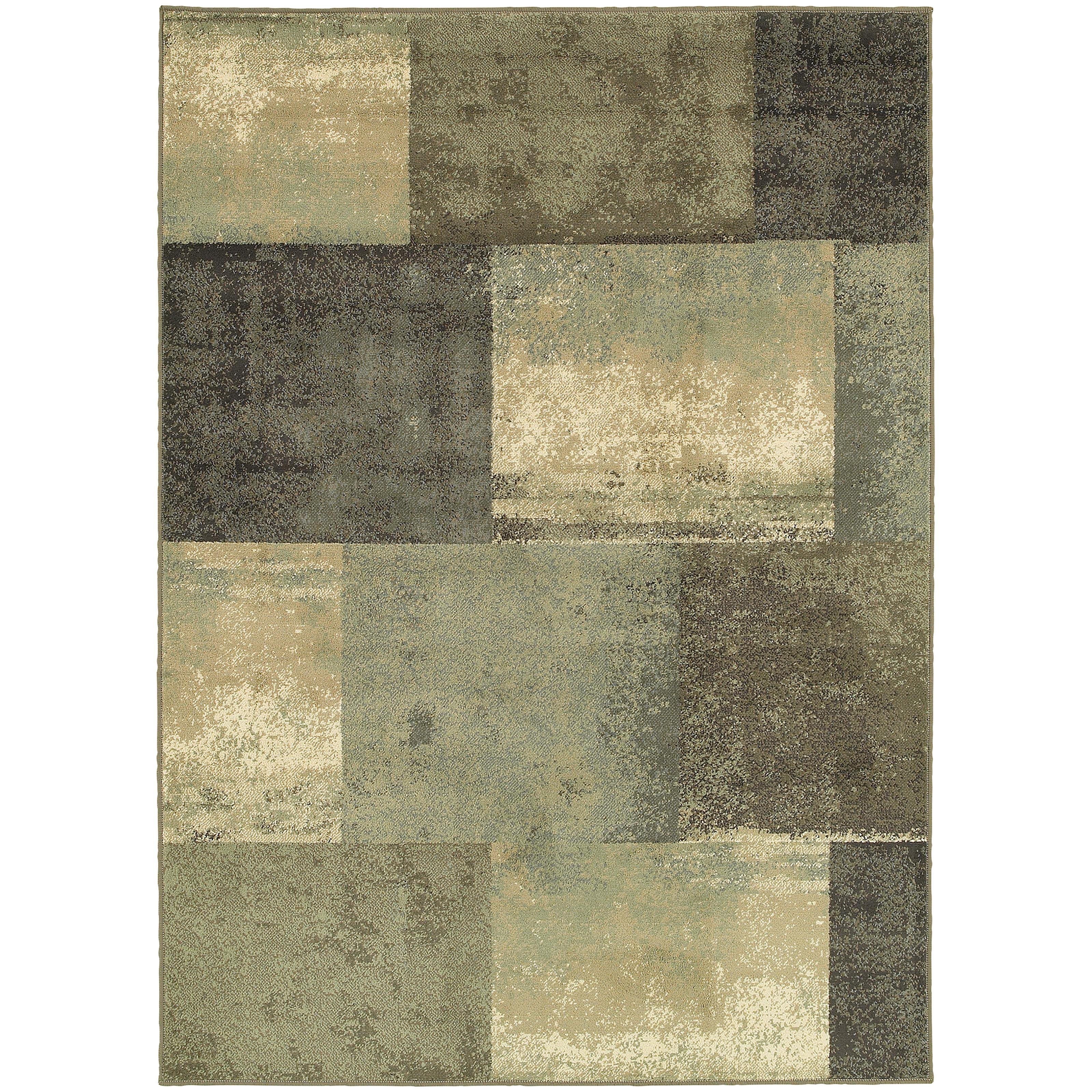 """Oriental Weavers Brentwood 3' 3"""" X  5' 5"""" Rug - Item Number: B2061Z100165ST"""