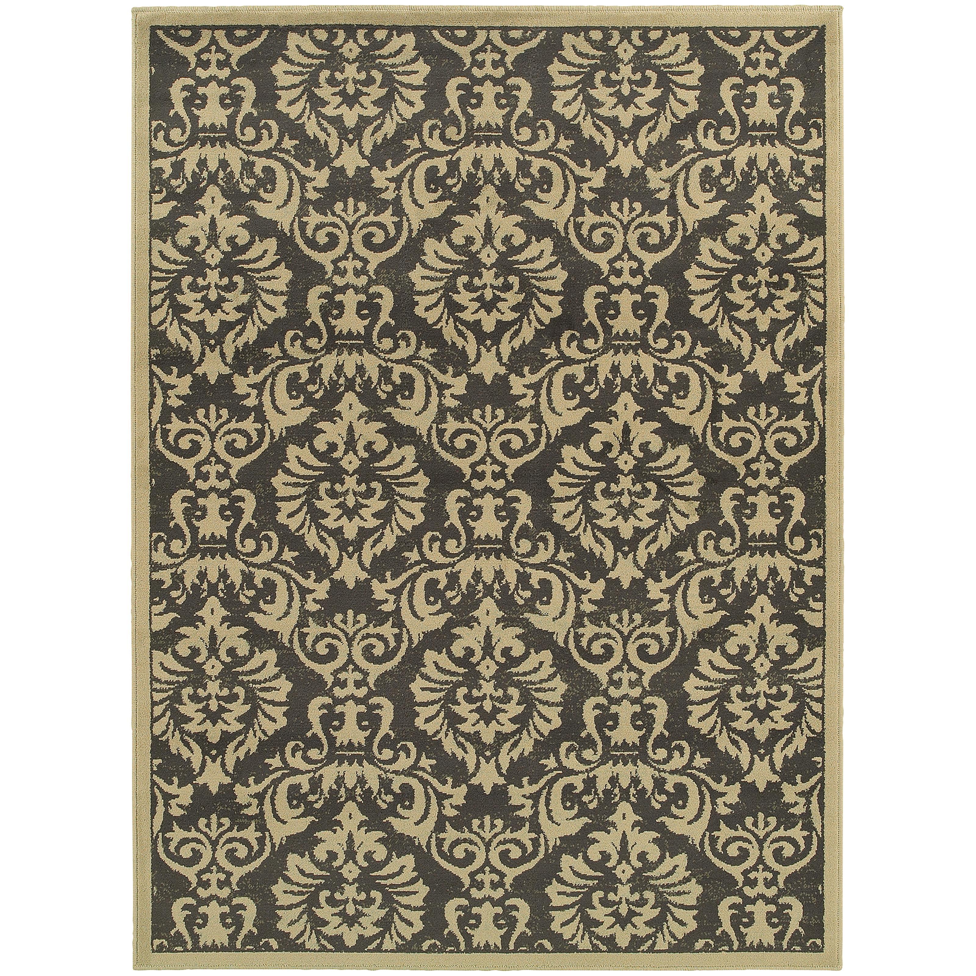 """Oriental Weavers Brentwood 3' 3"""" X  5' 5"""" Rug - Item Number: B530K9100165ST"""
