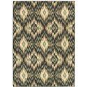 """Oriental Weavers Brentwood 1'10"""" X  7' 3"""" Rug - Item Number: B531K9058220ST"""
