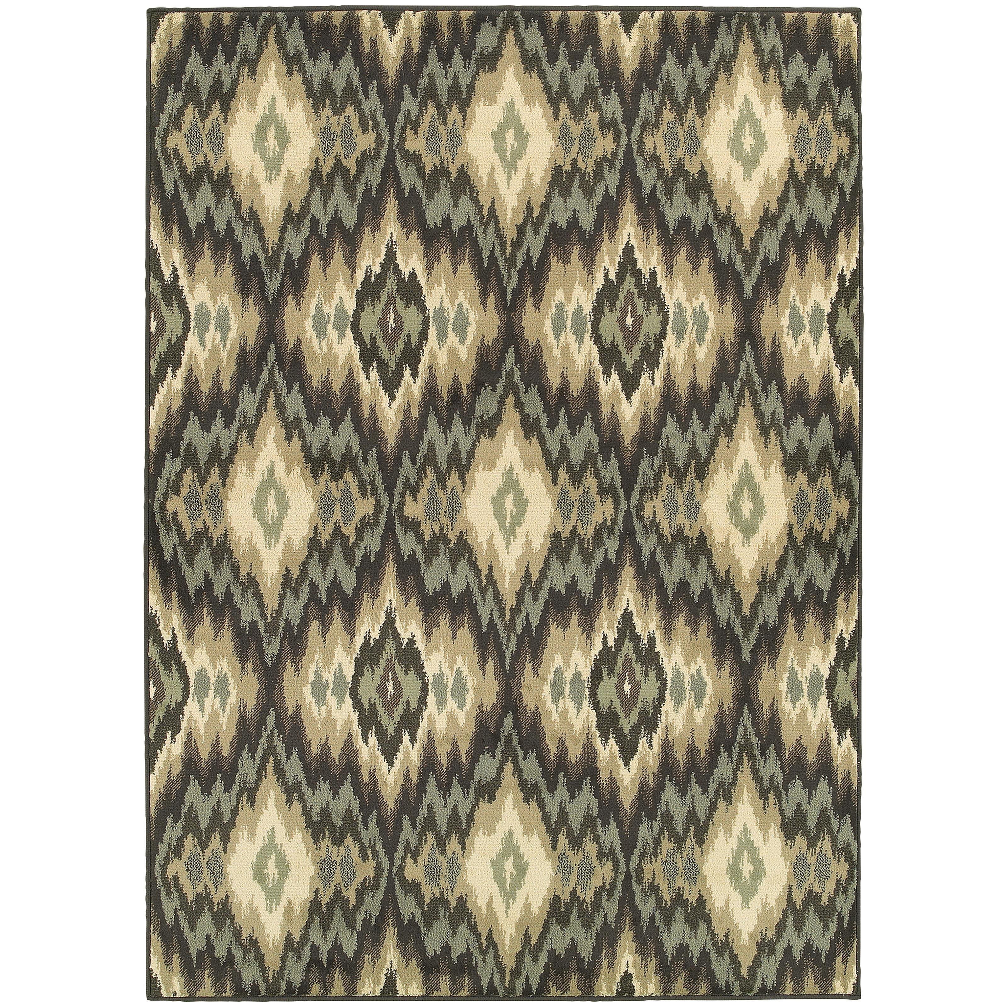 """Oriental Weavers Brentwood 3' 3"""" X  5' 5"""" Rug - Item Number: B531K9100165ST"""
