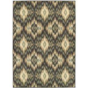 """Oriental Weavers Brentwood 3' 3"""" X  5' 5"""" Rug"""