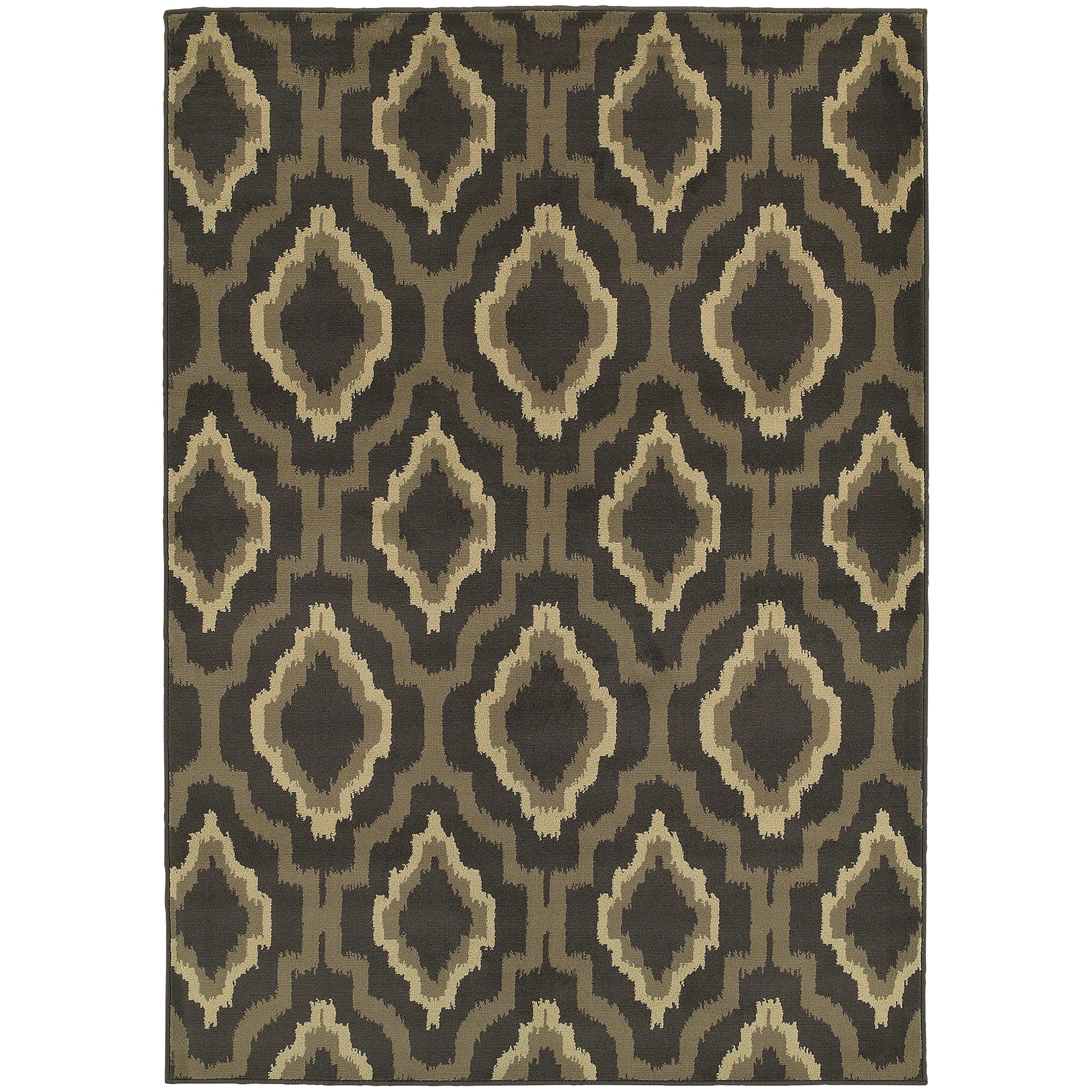 "Oriental Weavers Brentwood 5' 3"" X  7' 3"" Rug - Item Number: B5501D160220ST"